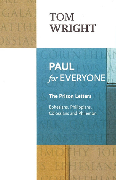 Paul for Everyone, The Prison Letters, Paperback, English