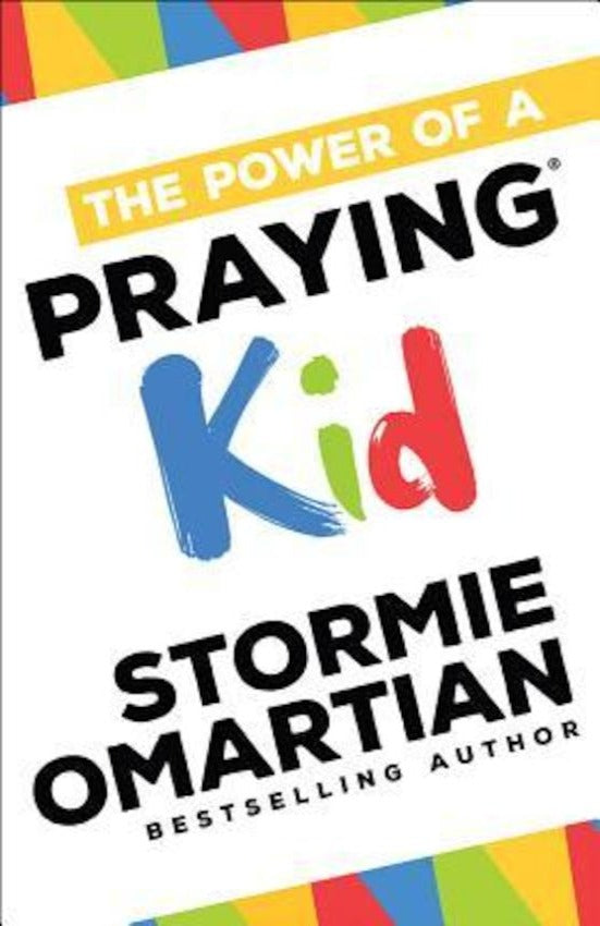 The Power of a Praying Kid, Paperback