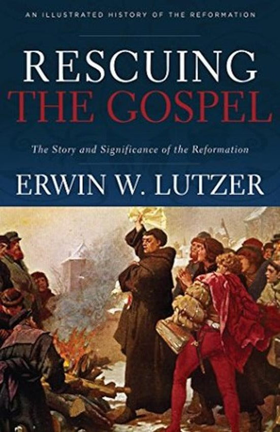 Rescuing The Gospel, Paperback
