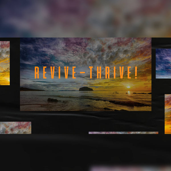 20190824 Revive - Thrive!, MP3, English