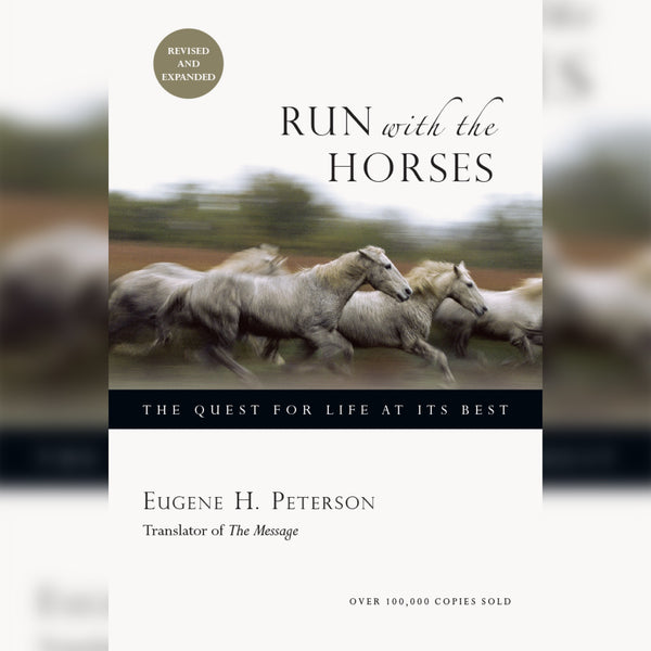 Run with the Horses, Paperback, English