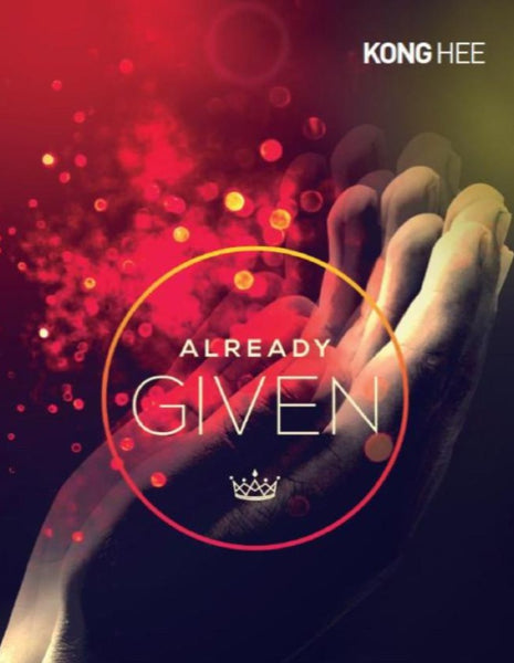 Already Given Part 1: Blessed - All Is Given, MP3, English