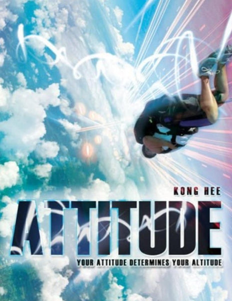 Attitude: Your Attitude Determines Your Altitude, 4MP3, English