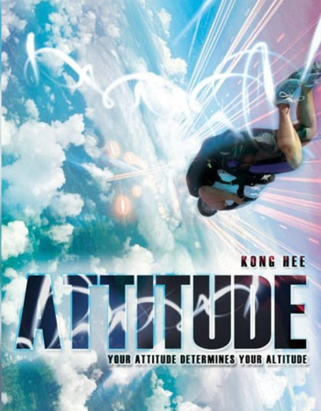 Attitude: Your Attitude Determines Your Altitude, 4CD, English