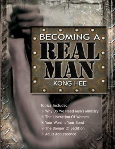 Becoming a Real Man, 5MP3, English/Chinese