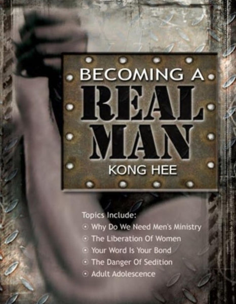 Becoming a Real Man, 5CD, English