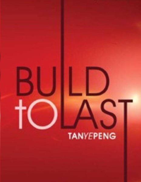 Build To Last, 7CD, English
