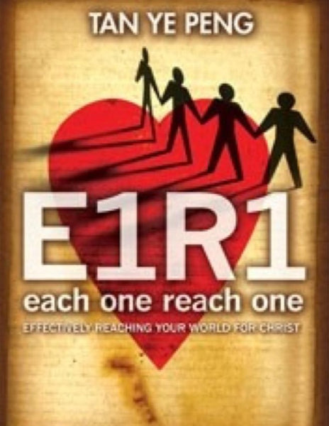 E1R1 Each One Reach One: Effectively Reaching Your World For Christ, 5CD, English