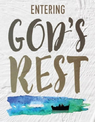 Entering God's Rest, 3MP3, English
