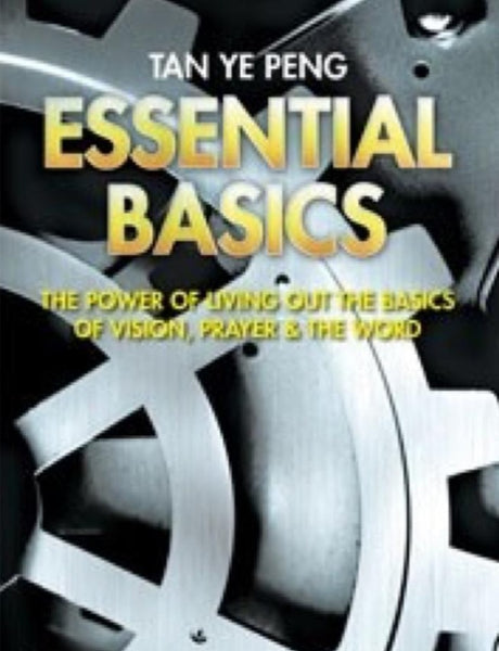 Essential Basics: The Power of Living Out the Basics of Vision, Prayer & The Word, 4MP3, English