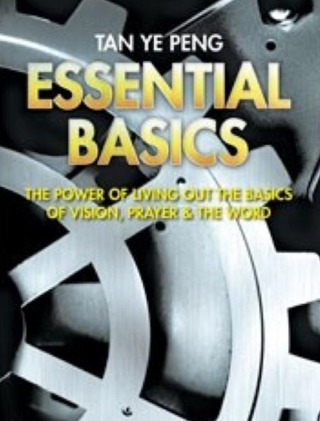 Essential Basics: The Power of Living Out the Basics of Vision, Prayer & The Word, 4CD, English