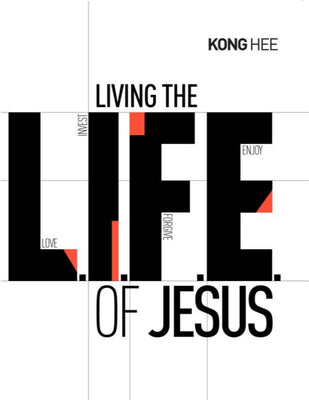 Living The L.I.F.E. of Jesus, 6MP3, English