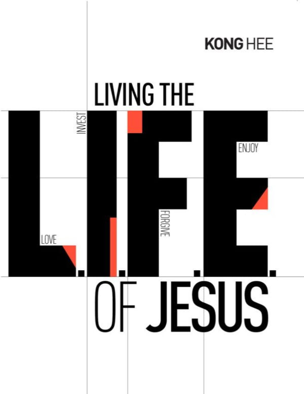 Living The L.I.F.E. of Jesus, 6MP3