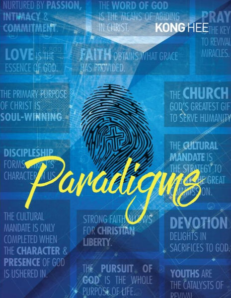Paradigms, 5MP3, English