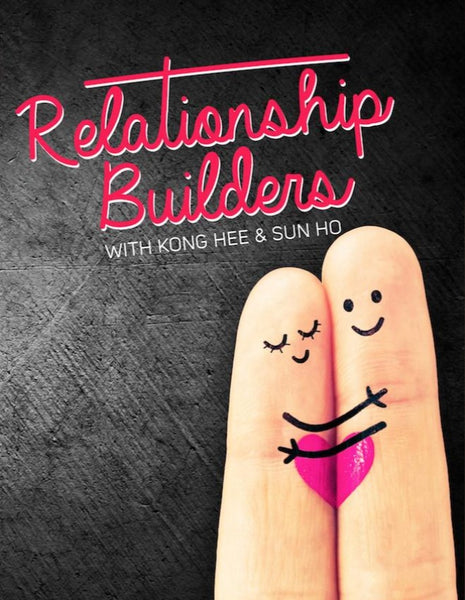Relationship Builders, 4MP3, English