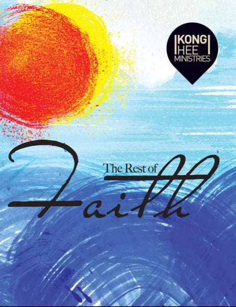 The Rest Of Faith, 4MP3, English