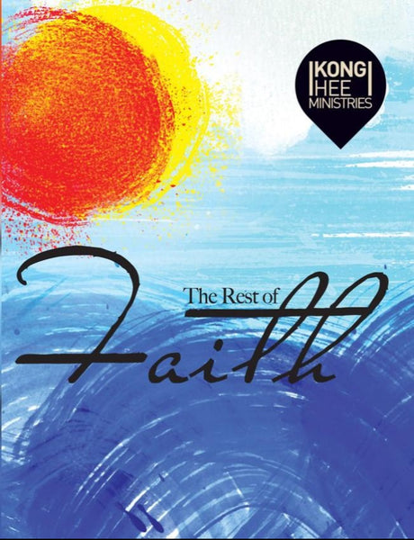 The Rest Of Faith, 4CD, English