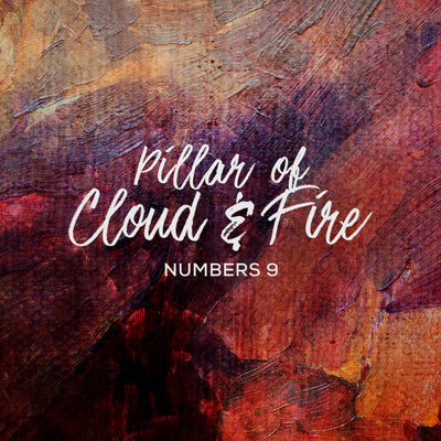 20180225 Numbers 9: The Pillar Of Cloud & Fire, MP3, English