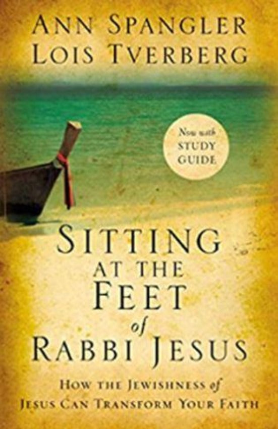 Sitting at the Feet of Rabbi Jesus, Paperback