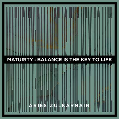 20191027 Maturity: Balance is the Key to Life, MP3, English