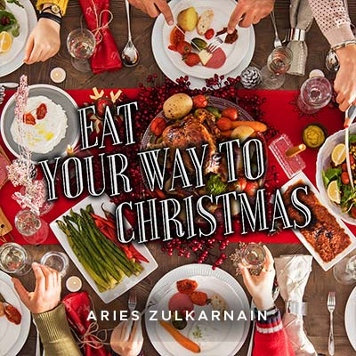 20191207 Eat Your Way to Christmas, MP3, English
