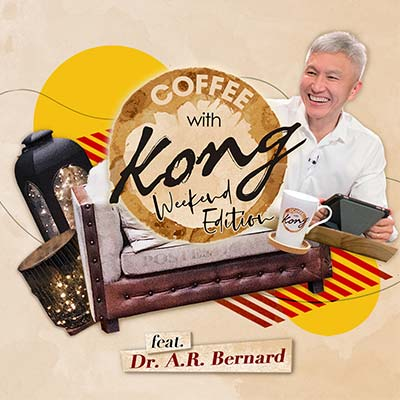 20200815 Coffee with Kong feat Dr. A.R. Bernard, MP3