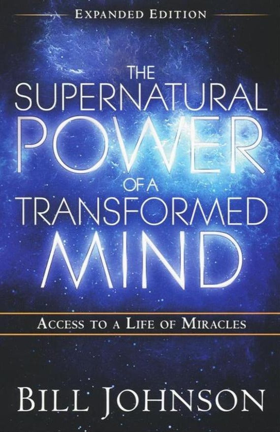 The Supernatural Power Of...