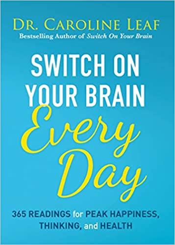 Switch On Your Brain Everyday, Hardcover