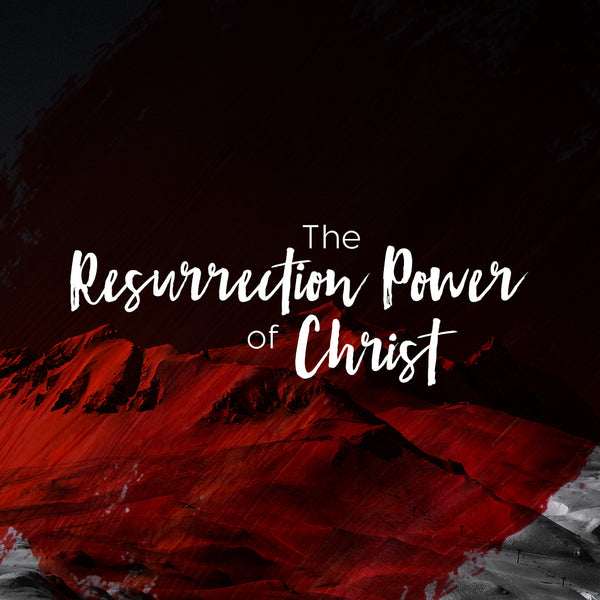 20180331 The Resurrection Power Of Christ, MP3, English/Chinese
