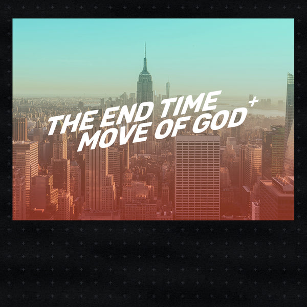 20190720 The End-time Move of the Holy Spirit, MP3, English