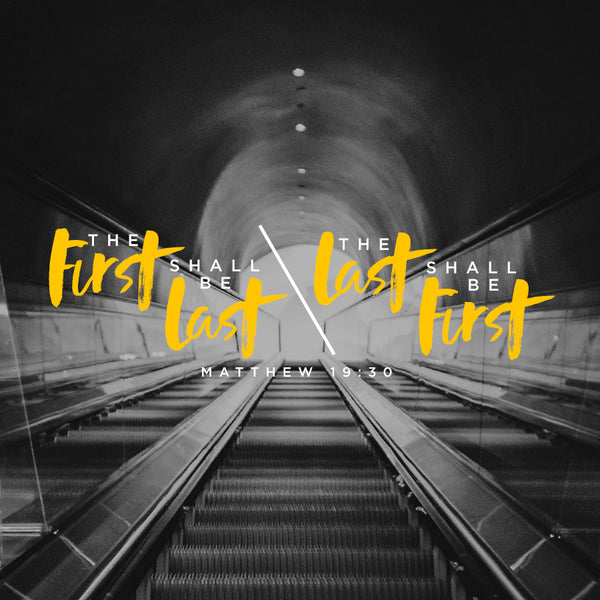 20171112 The First Shall Be The Last, The Last Shall Be The First, MP3, English