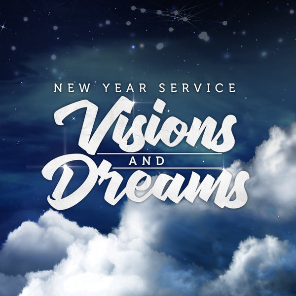 20161231 Visions and Dreams, MP3, English