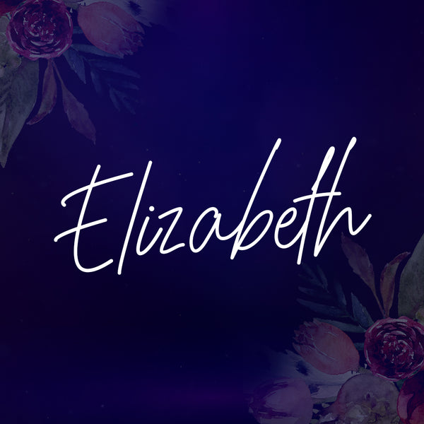 20180513 Elizabeth, MP3, English