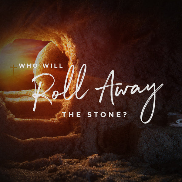 20170414 Who Will Roll Away The Stone, MP3, English