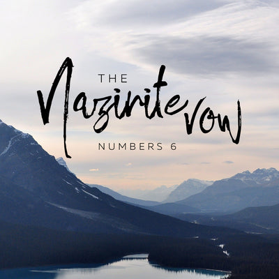 20171126 Numbers 6 (Part 1): The Nazirite Vow, MP3, English