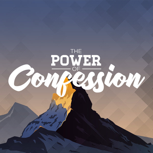20170218 The Power of Confession - Part 1, MP3, English