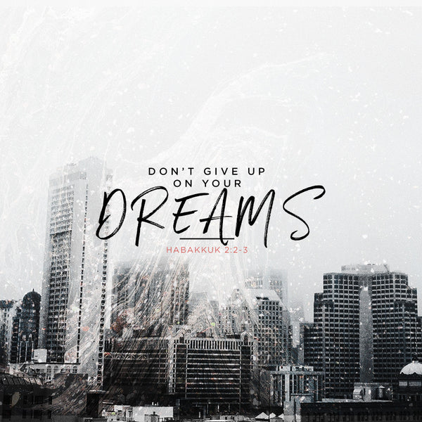 Don't Give Up On Your Dreams (16 Jul 2017), MP3, English