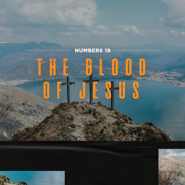 20190803 Numbers 19: Blood Of Jesus, MP3, English