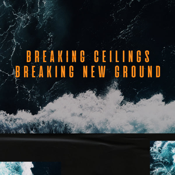 20190817 Breaking Ceilings, Breaking New Ground, MP3, English