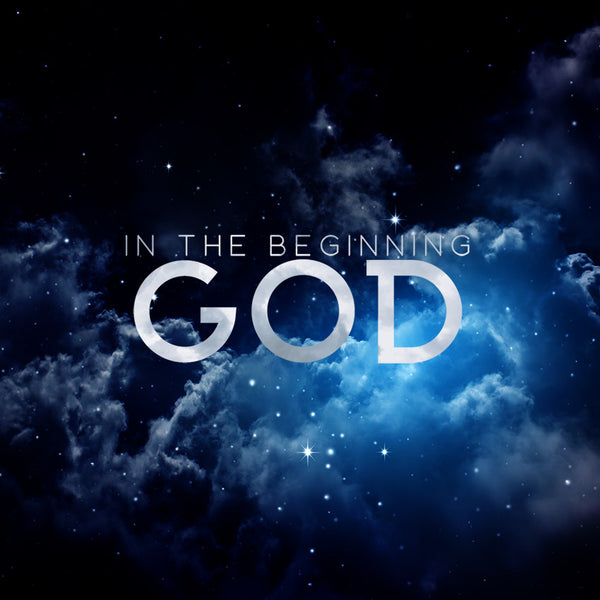 In The Beginning God (21 Jan 2017), MP3, English
