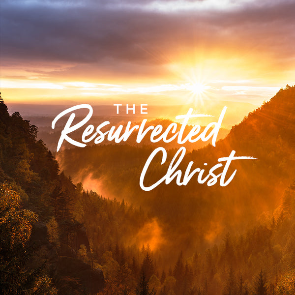 20170903 The Resurrected Christ, MP3, English