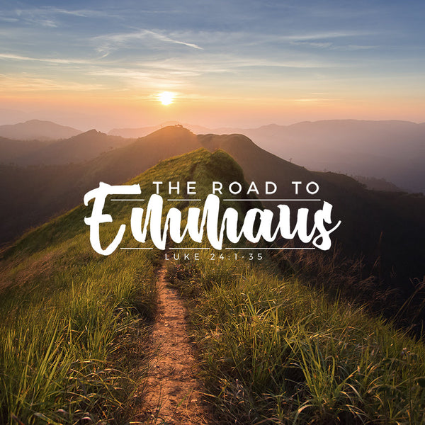 20170423 The Road To Emmaus, MP3, English