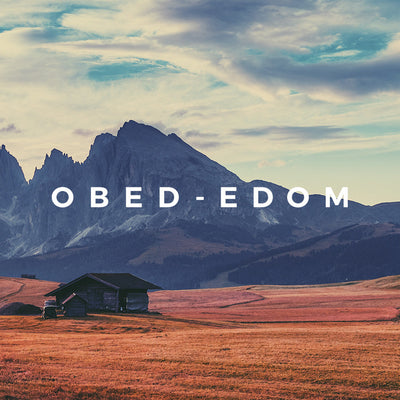 Obed-Edom (30 Jul 2017), MP3, English