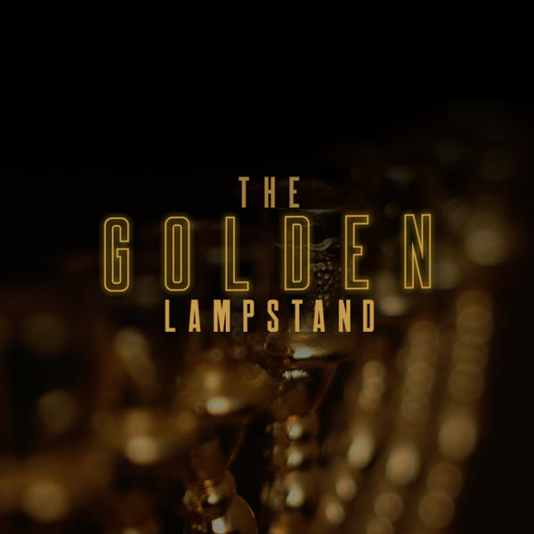 20180128 Numbers 8: The Golden Lampstand, MP3, English