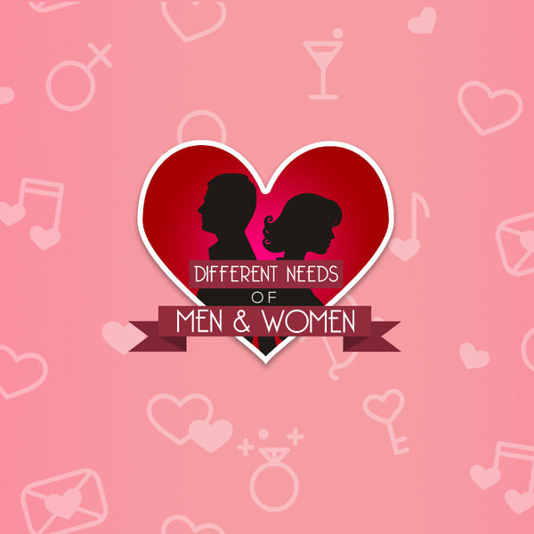 Different Needs Of Men & Women (11 Feb 2017), MP3, English