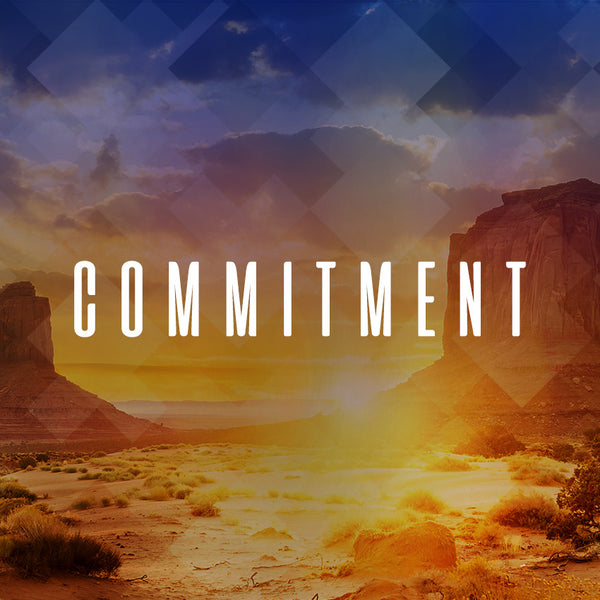 Commitment (02 Apr 2017), MP3, English