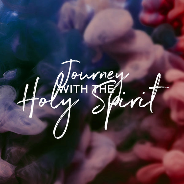 20170611 My Journey with the Holy Spirit, MP3, English