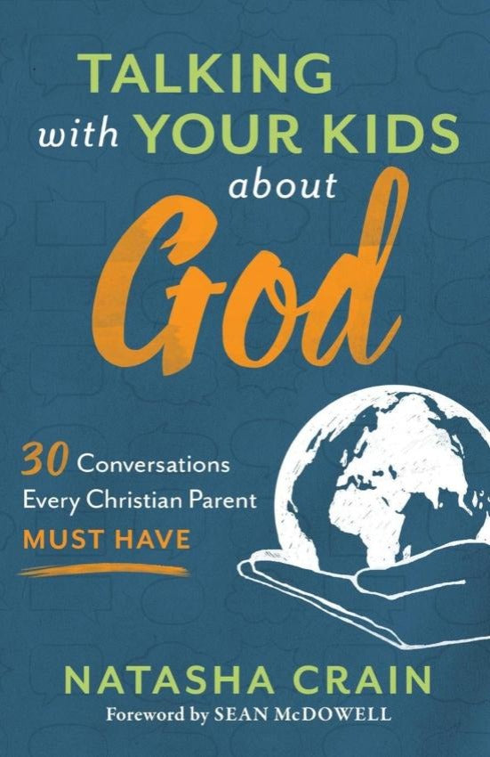 Talking with Your Kids about God, Paperback