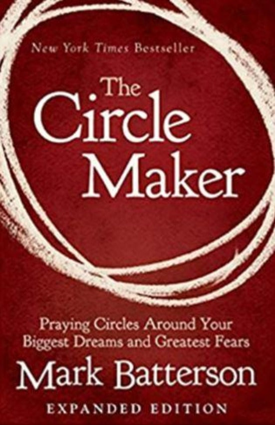 Praying Circles Around Your Biggest Dreams and Greatest Fear, Paperback