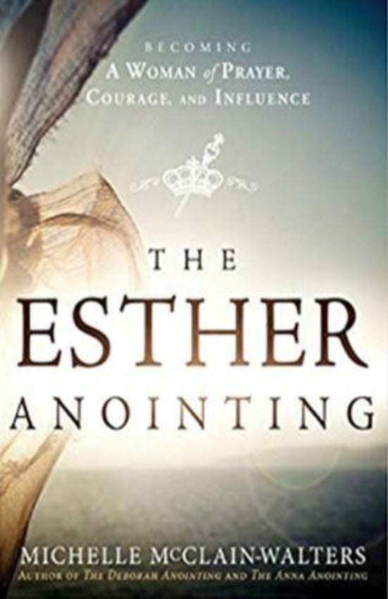 The Esther Anointing, Paperback